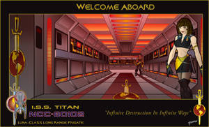 Welcome Aboard...