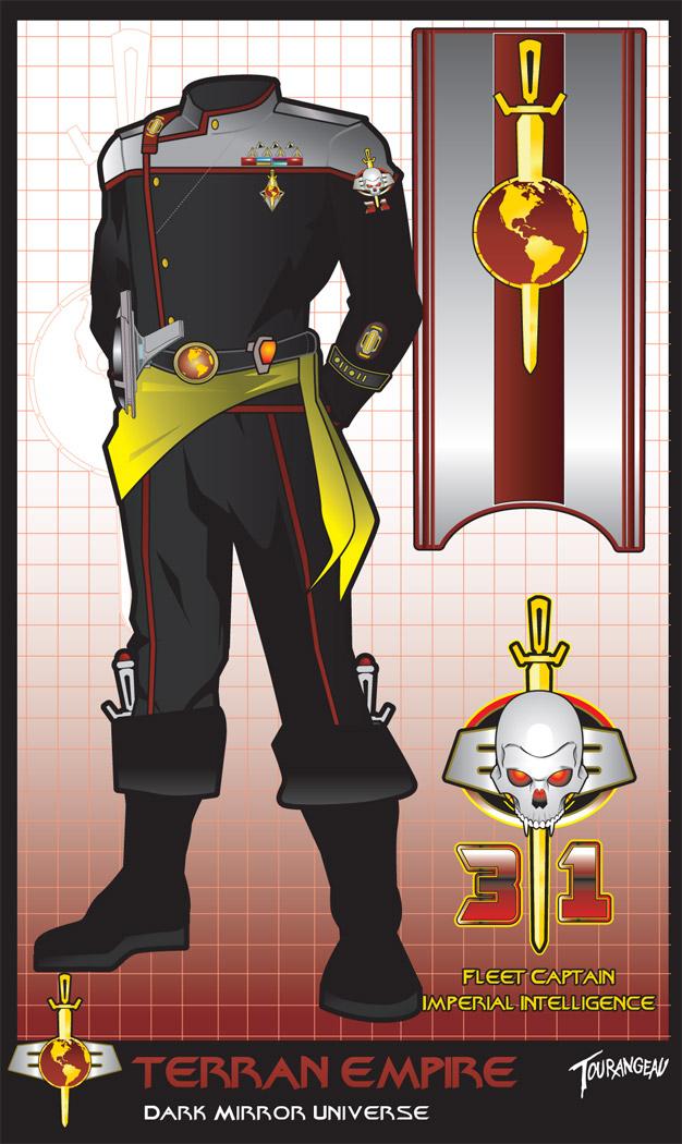 Uniform Commission Glenn Judd by stourangeau