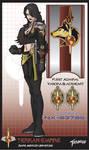 Admiral Blackheart Commission
