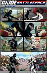 G.I.Joe Battlespace Brothers by stourangeau