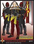 Starfleet CIC Jellico - G Judd