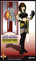 Dark Mirror Deanna Troi 2011 by stourangeau