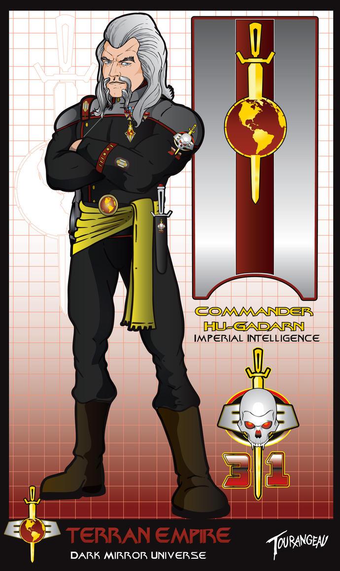 Commander hu gadarn by stourangeau on deviantart for Mirror janeway