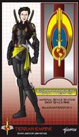 Commander Kira Nerys