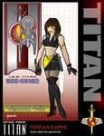 Dark Mirror Deanna Troi 2012-B