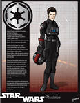 Imperial Princess Leia Skywalker