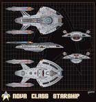 Generic Nova Class Starship