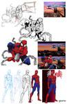 The Amazing Spider-man WIP