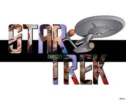 TOS Trek by stourangeau