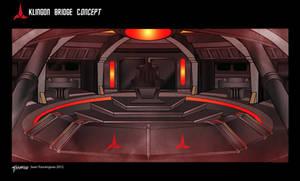 KlingonBridgeConcept