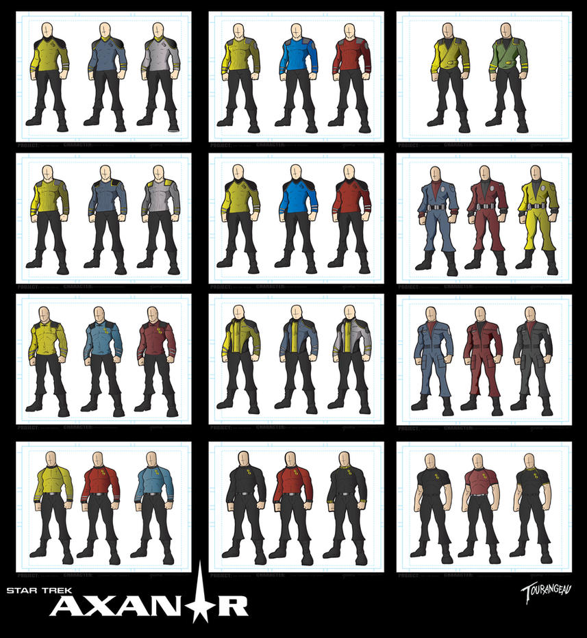 star trek uniform color guide today manual guide trends sample u2022 rh brookejasmine co star trek online discovery uniform color guide Star Trek Suit Colors