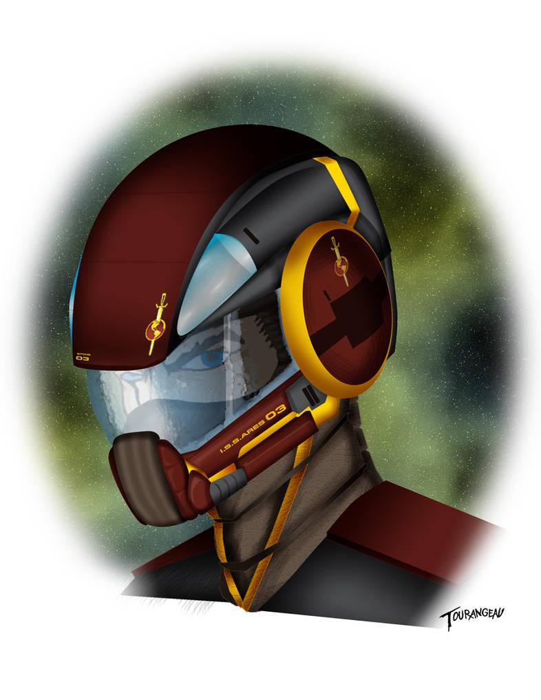 Terran Empire Jump Helmet