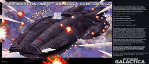 The Forgotten Ones - Galactica Over Caprica