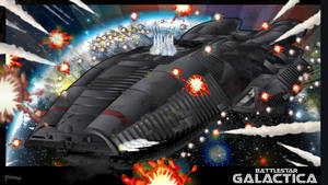 Galactica Over Caprica 2