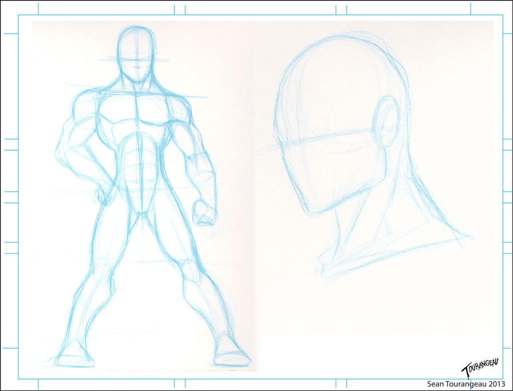 Character Design Graphic Novels : Multiple poses male on drawingbases deviantart