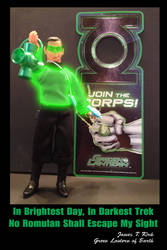 Green Lantern Kirk by stourangeau