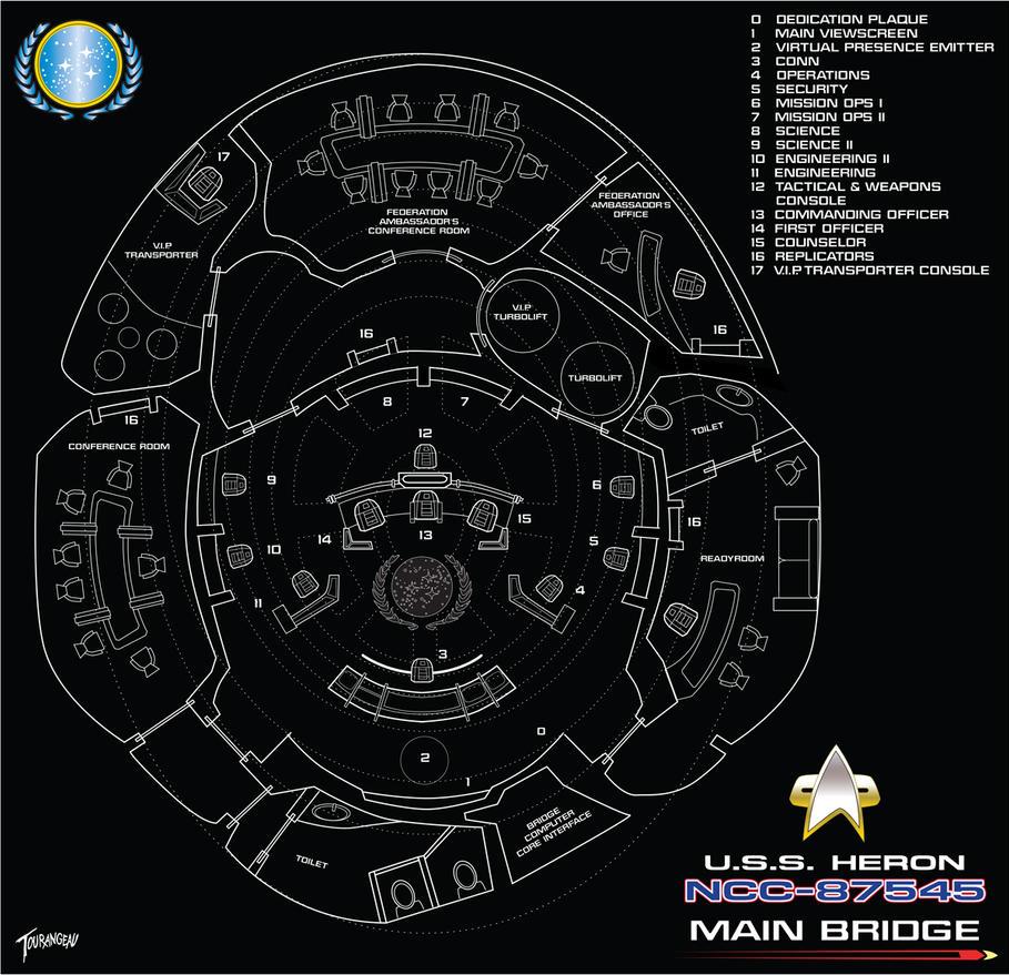 U S S Heron Bridge Schematics 405072842 on Star Trek Deep Space Nine Blueprints