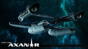 Star Trek Axanar U.S.S.Hermes Wallpaper 2