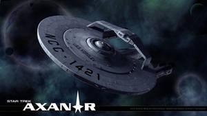 Star Trek Axanar U.S.S.Korolev Wallpaper 2 by stourangeau