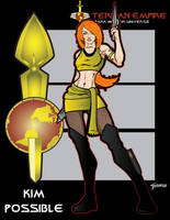 Imperial Kim Possible Variant 2 by stourangeau