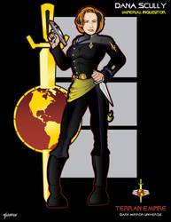 Inquisitor Dana Scully
