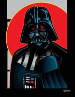 Vader Sky Sox Baseball by stourangeau