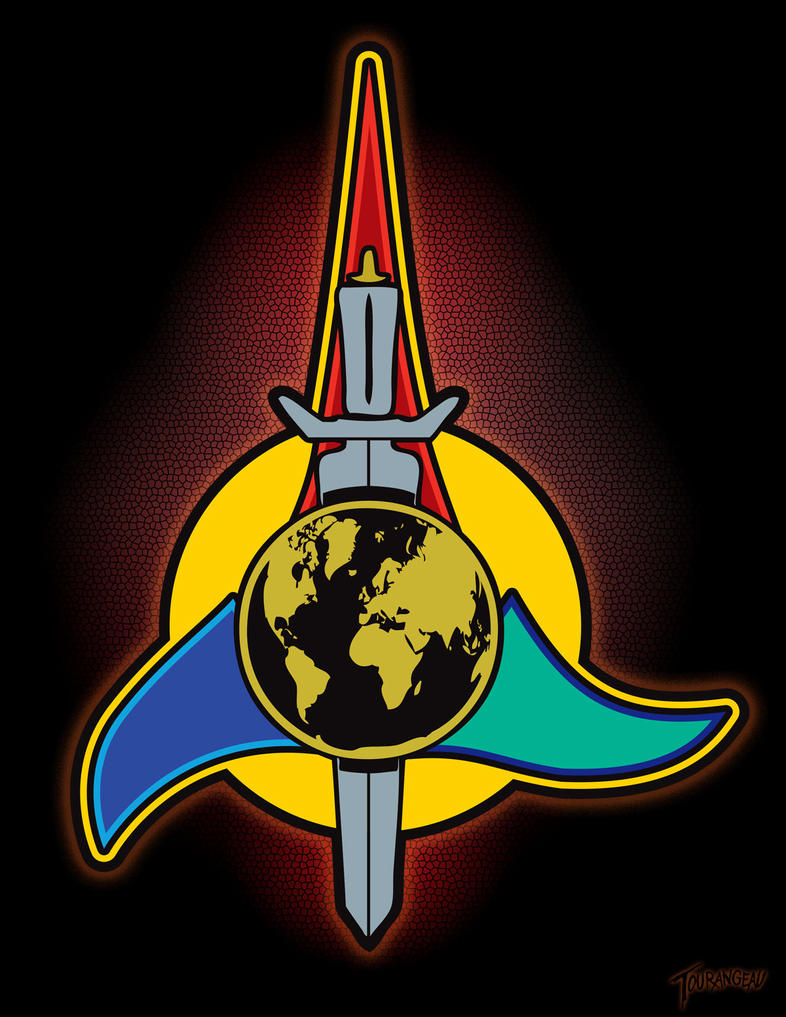 Ent-Era Terran Kingon Empire Emblem by stourangeau