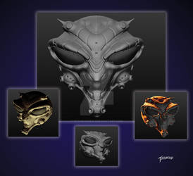 Alien Sculptris Concept 030515 by stourangeau