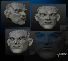 Frankenstein by stourangeau