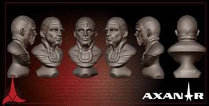 Klingon Warrior Concept 031315 by stourangeau