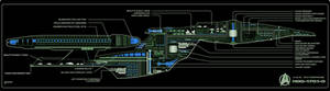 U.S.S. Enterprise C MSD
