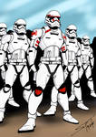 Soldiers Of The First Order