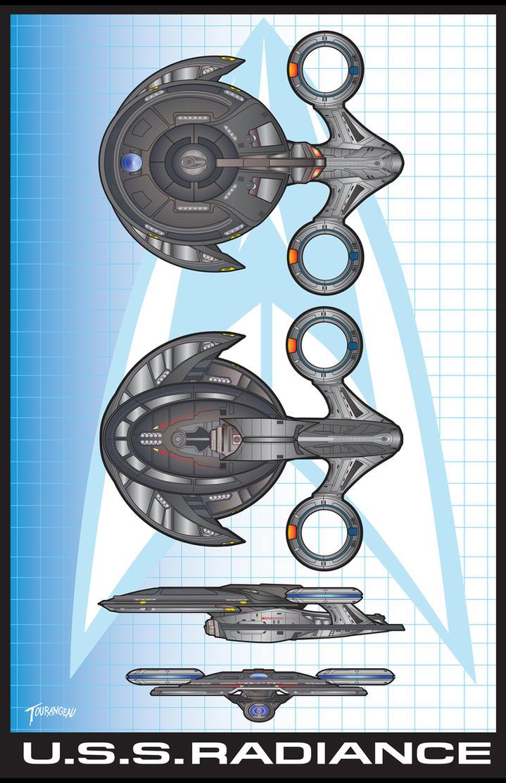 USS Radiance by stourangeau