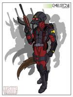 Iron Weasel Trooper-ELITE