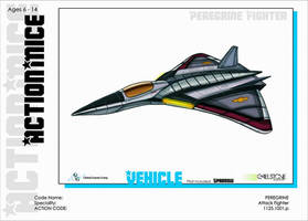 Action Mice Vehicle Concept Peregrine by stourangeau