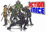 Action Mice Alpha Team