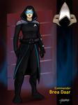 Commander Brea Daar