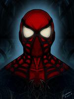 Spider kombat by stourangeau