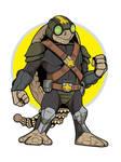 Pangea PD Character Concept Glypp