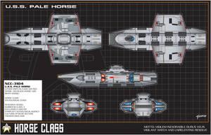 U.S.S. Pale Horse by stourangeau