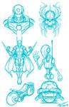 Doodles 022819