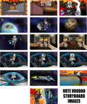 Vote Voodoo Storyboards Pt1 by stourangeau