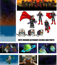 Vote Voodoo Storyboards Pt2 by stourangeau