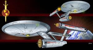 Terran Ships by stourangeau