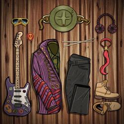 Voodoo Ranger rockstar by stourangeau
