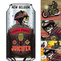 Juicifer hop art by stourangeau