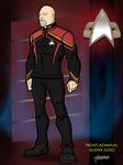 Glenn Judd Picard Uniform