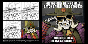Voodoo Ranger Blast at Parties