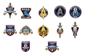 Ares Patches