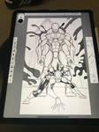 Venom Spidey TeamUp sketch